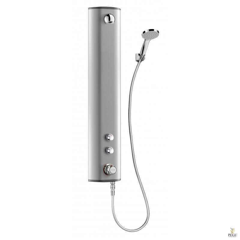 Dušipaneel Delabie SECURITHERM termostaadiga isesulguv 30 sek ALU