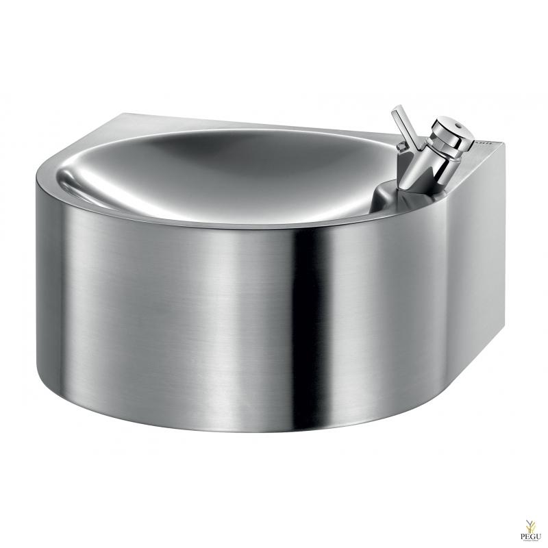 Delabie настенный питьевой фонтан SD Н/Р сталь