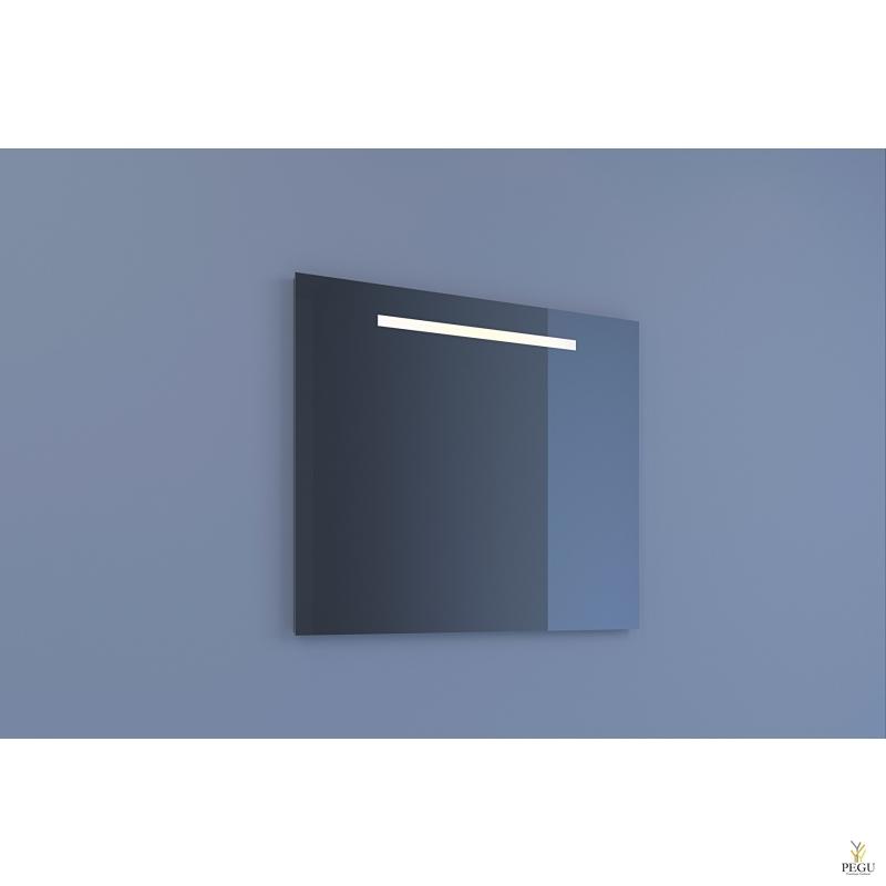 Eumar зеркало Uno 90x80 с LED подсветкой