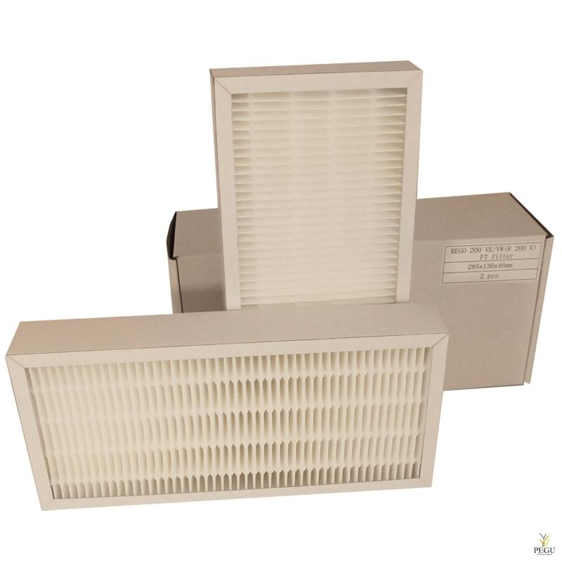 DOMEKT REGO 200 VE/VW (R 200 V) filtrikomplekt (analog),  2tk komplektis