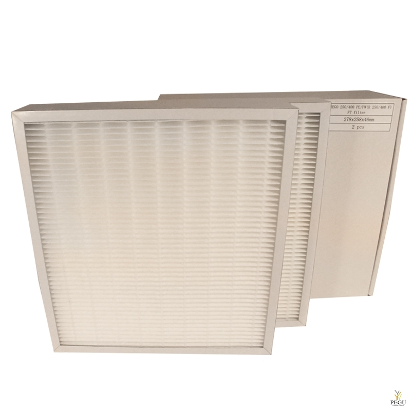 DOMEKT REGO 250 PE/PW (R 250 F) воздушный фильтр (аналог) 2шт в комплекте