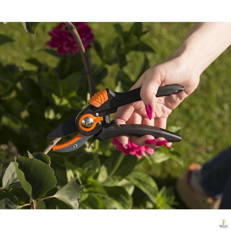 Секатор контактный профессиональный Finland 1430 20cm, max 26mm