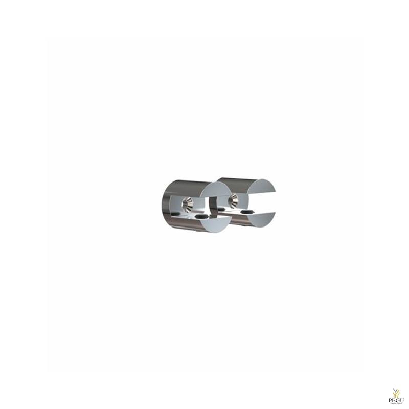 Frost крепление для полки d25mm SHELF CLAMP 2 шт NOVA полированное