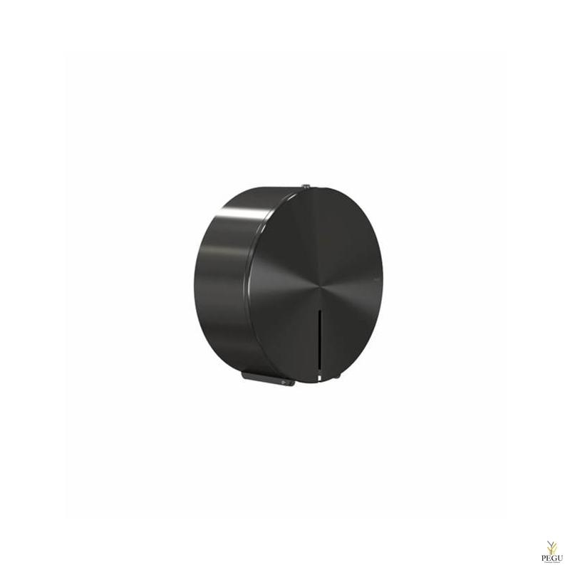 Frost дозатор для туалетной бумаги большой d310 Н/Р сталь матовый чёрный