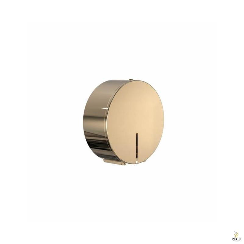 Frost дозатор для туалетной бумаги большой d310 Н/Р сталь золото
