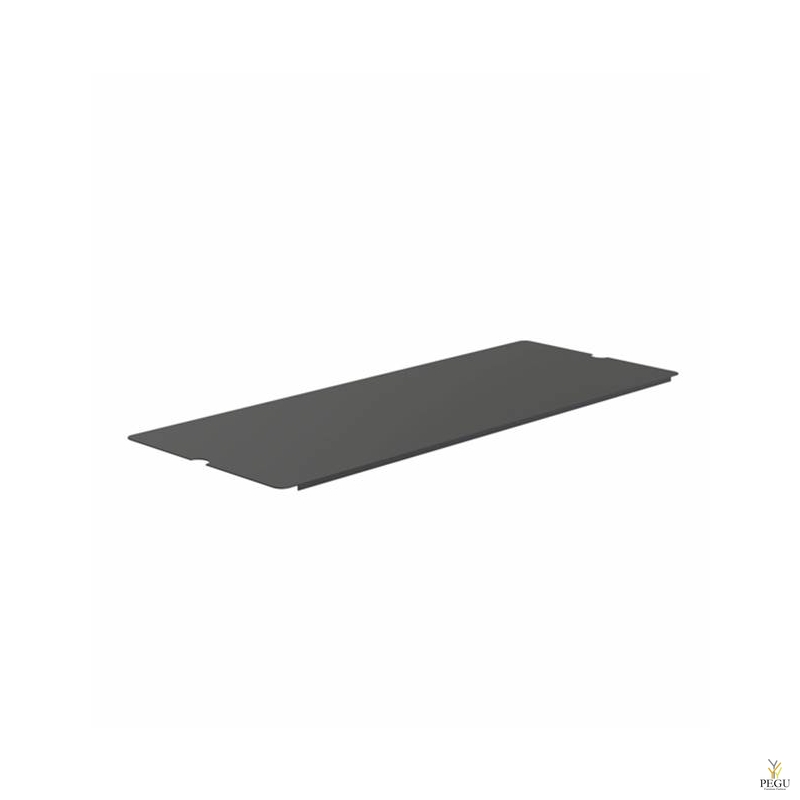 Alus plaat, BUKTO riiuli FROU6005 jaoks, 1000mm must