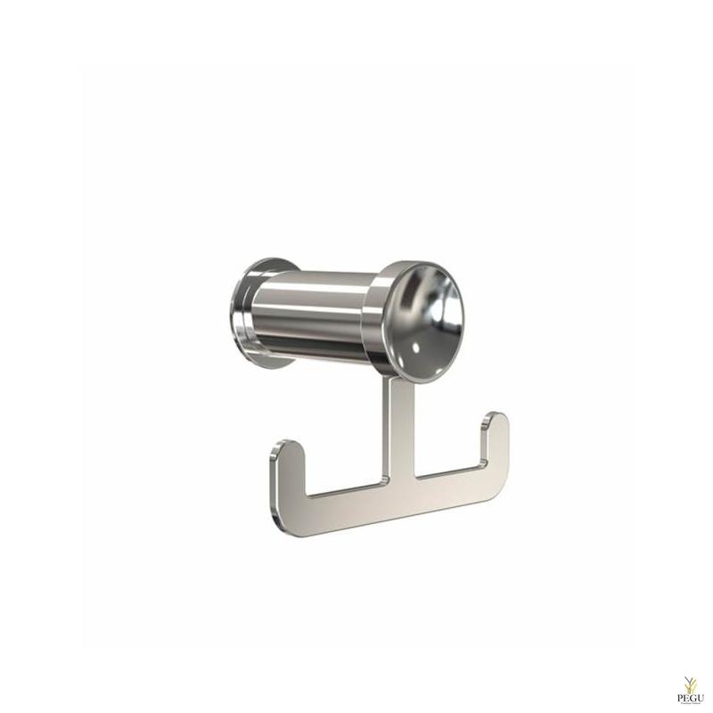 Frost BUKTO крючёк 6032 Н/Р сталь полированный