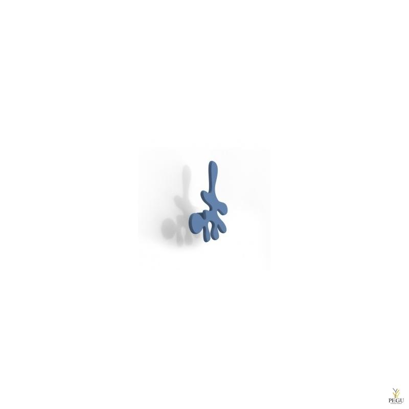 Настенный крючок MINI CAMOUFLAGE, Blue Sky