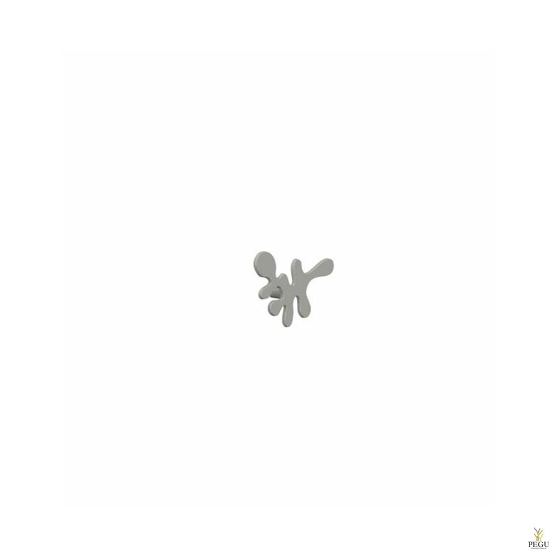 Настенный крючок MINI CAMOUFLAGE,  серый