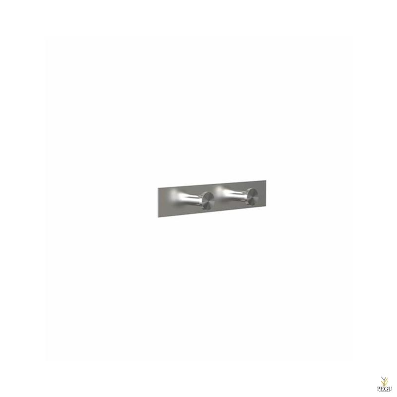 Крючёк Frost NOVA HOOK 5x2 нержавеющая сталь матовый