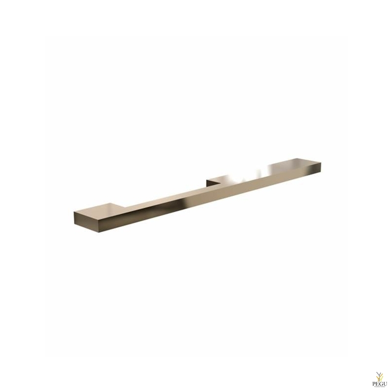 Mööblikäepide FROST ARKI+ ® 256 » ASYMMETRICAL kuld