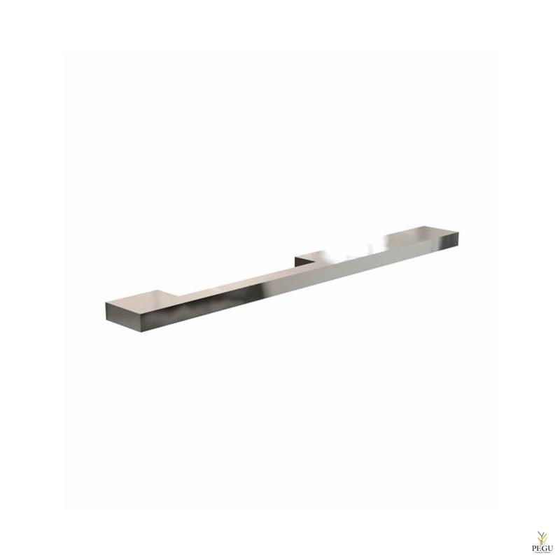 Мебельная ручка FROST ARKI+ ® 256 » ASYMMETRICAL полированная