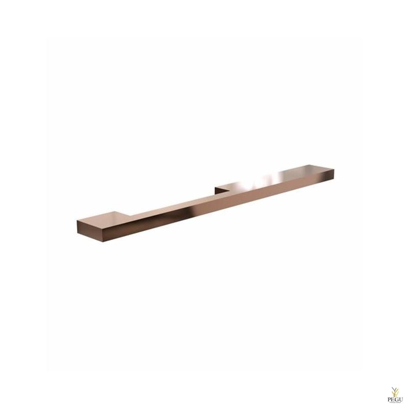 Мебельная ручка FROST ARKI+ ® 256 » ASYMMETRICAL медь