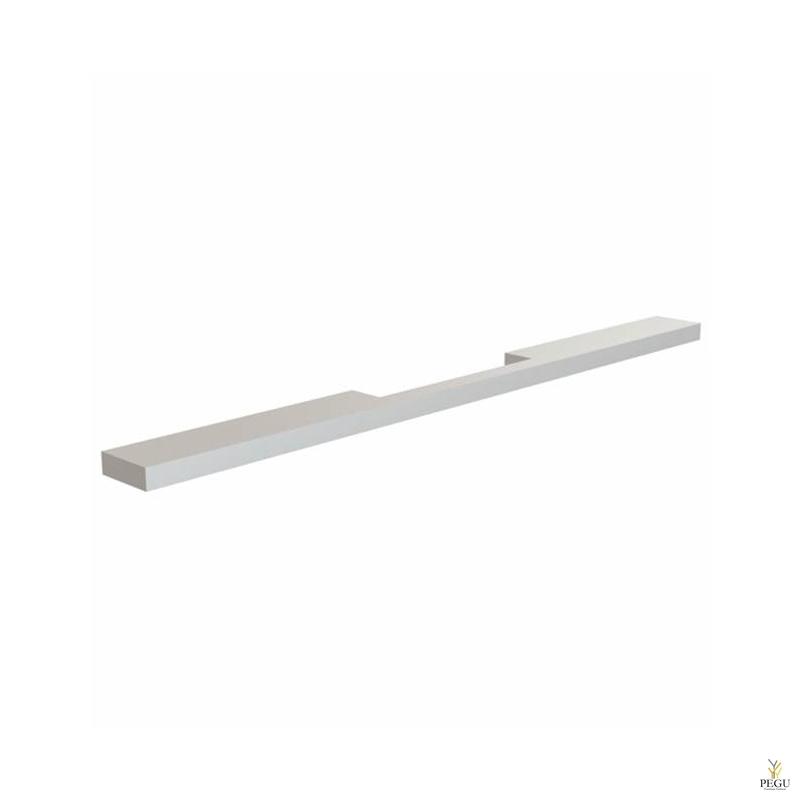 Мебельная ручкаe FROST ARKI+ ® 352 » SYMMETRICAL анодированная
