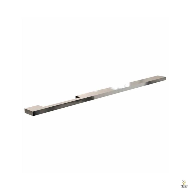 Мебельная ручка FROST ARKI+ ® 448 » ASYMMETRICAL полированная