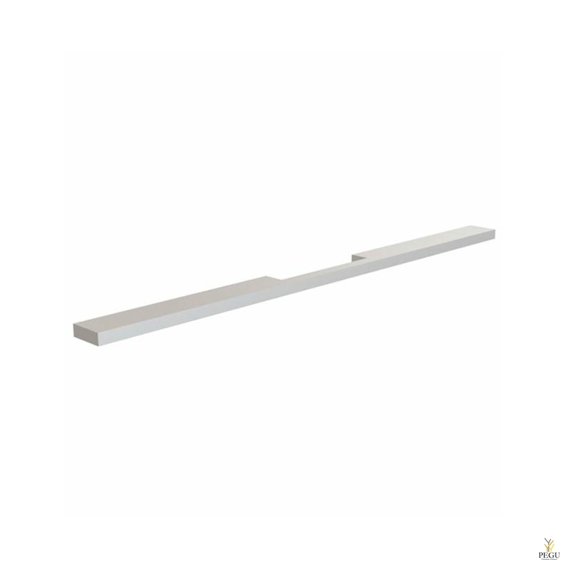 Мебельная ручка FROST ARKI+ ® 448 » SYMMETRICAL анодированная