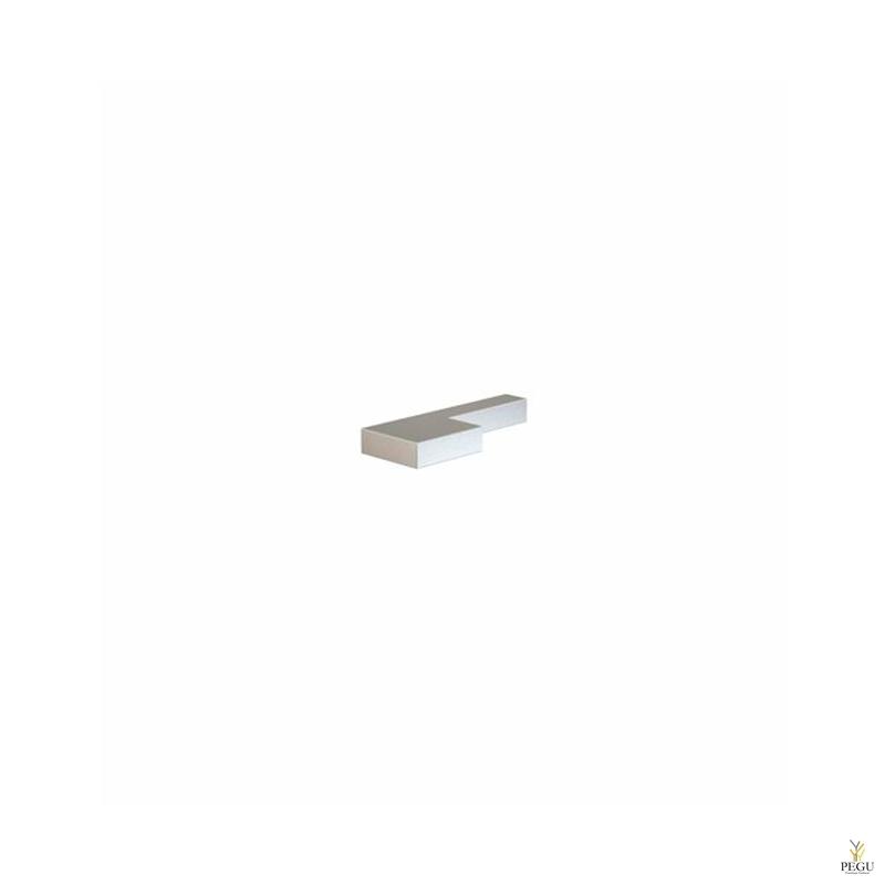 Мебельная ручка FROST ARKI+ ® 74,  матовая