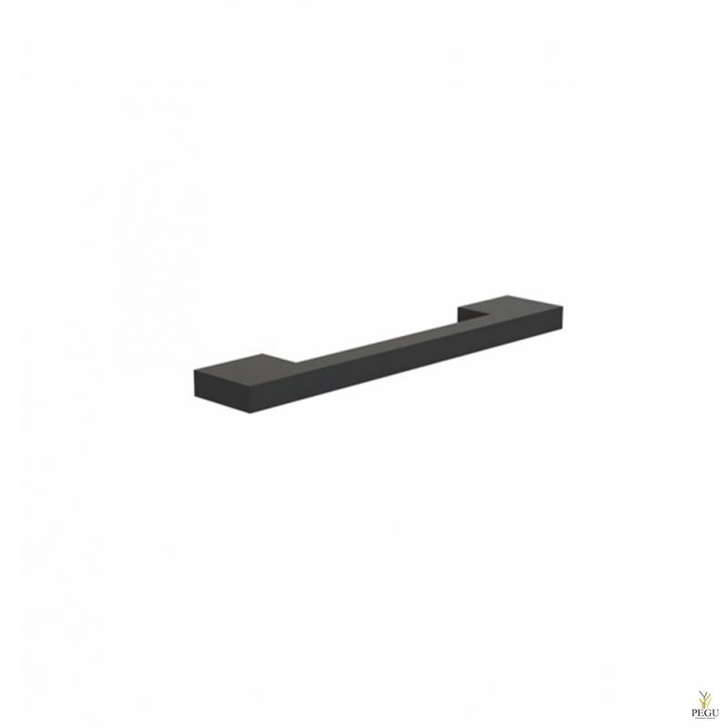 Мебельная ручка FROST ARKI+® 160, SYMMETRICAL чёрная