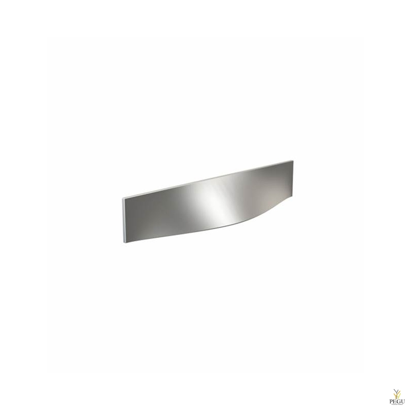Мебельная ручка FROST Barcelona 128,  матовый хром