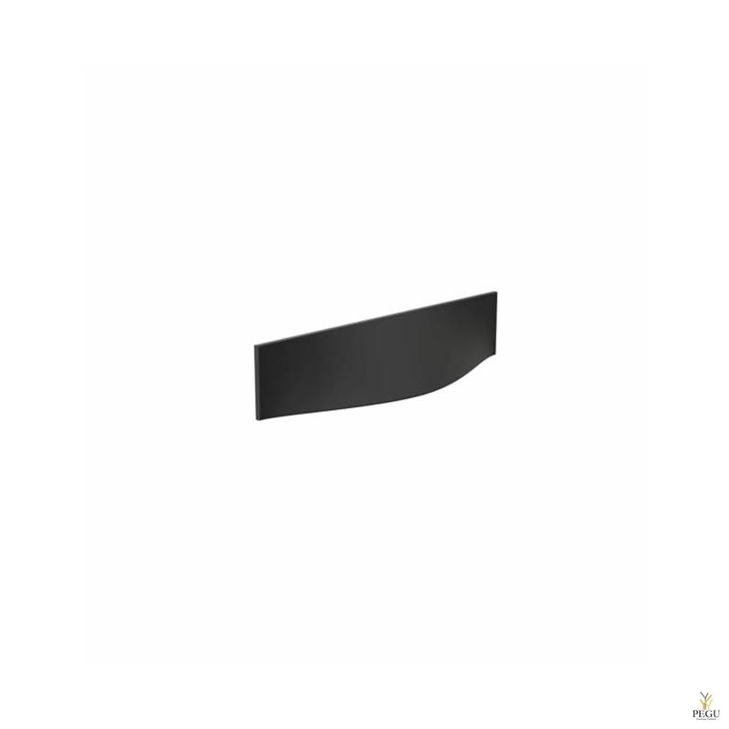Мебельная ручка FROST Barcelona 96 чёрная