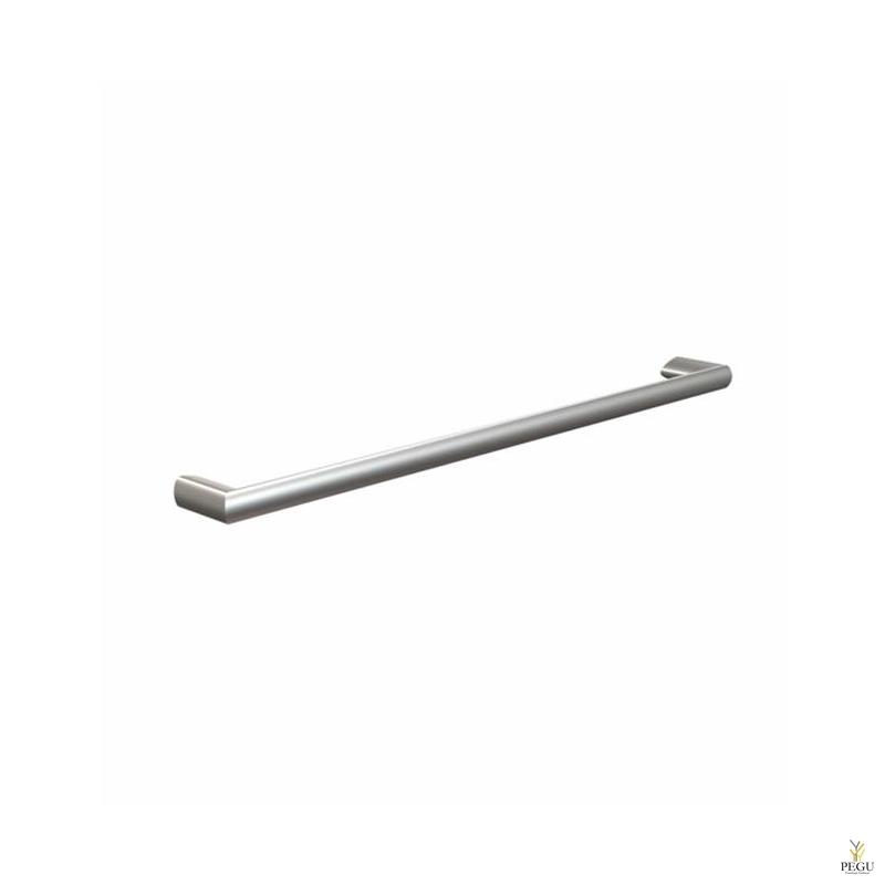 Мебельная ручка FROST Boston 228 матовый хром
