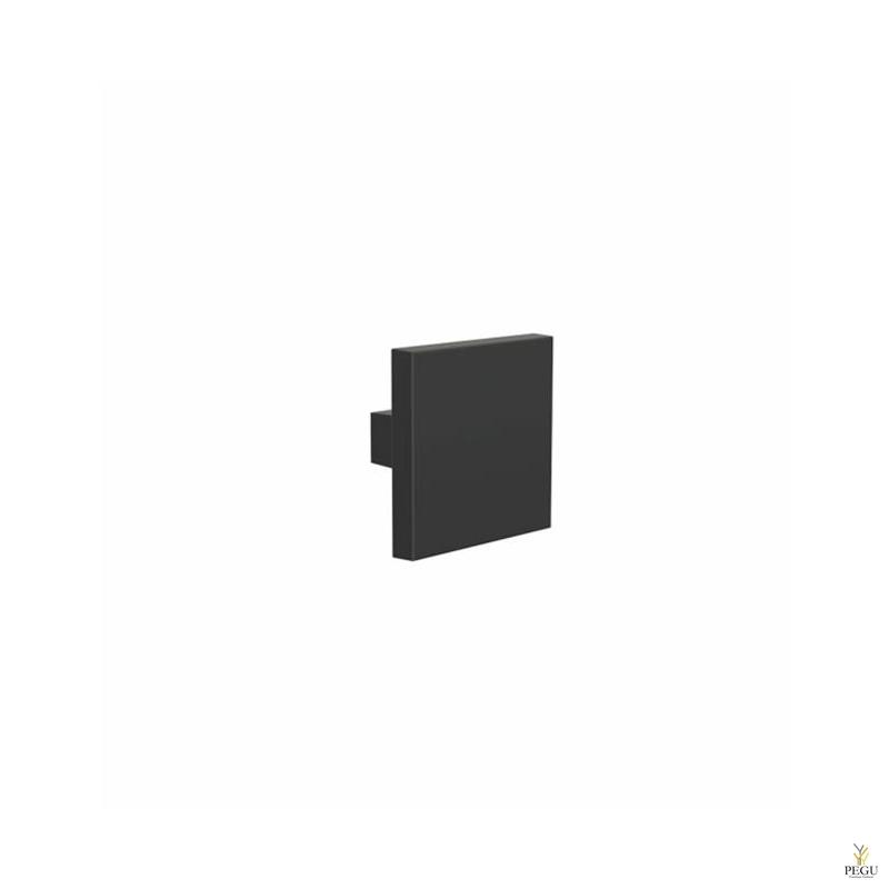 Мебельная ручка FROST LOTUS чёрная