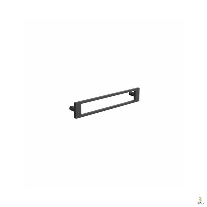 Мебельная ручка FROST MUST 128mm чёрная