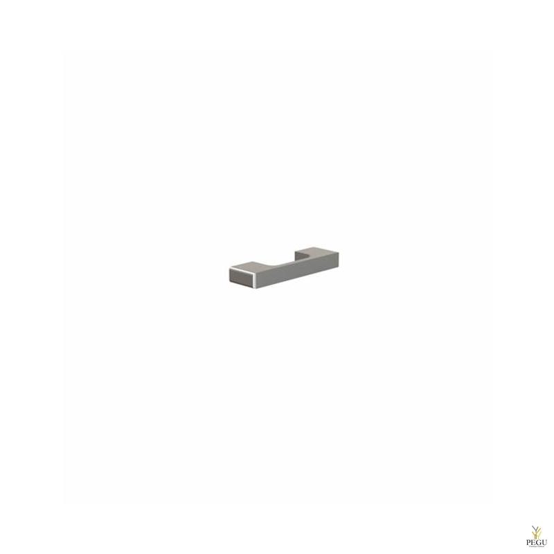 Мебельная ручка FROST Paris 64 матовый хром