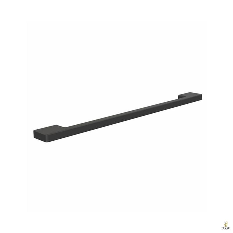 Мебельная ручка FROST POOL 320 чёрная