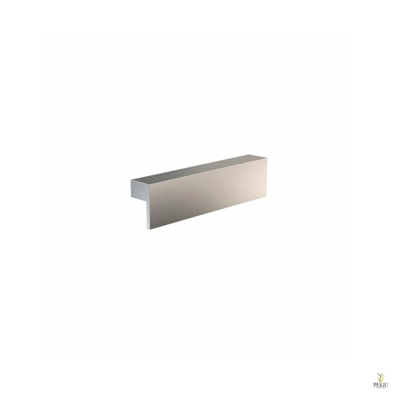 Мебельная ручка FROST Quadra 128,  матовая