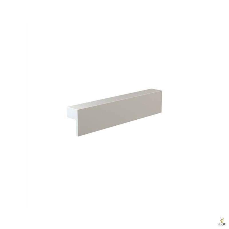 Мебельная ручка FROST Quadra 160,  анодированая