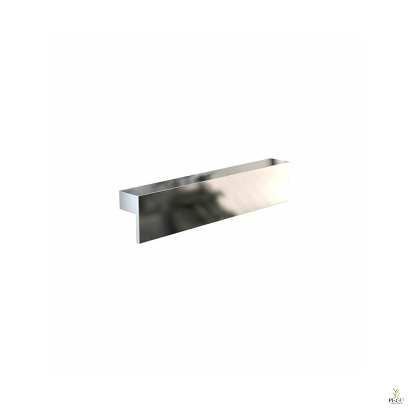 Mööbli käepide FROST Quadra 160,  poleeritud