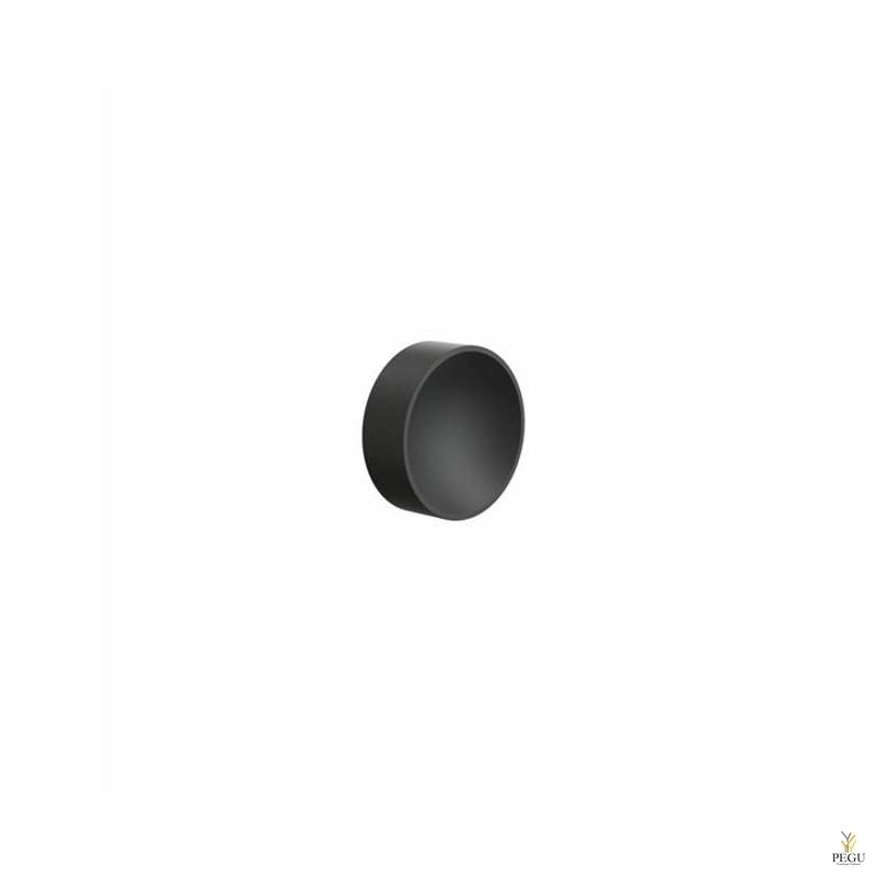 Мебельная ручка FROST TURN чёрная