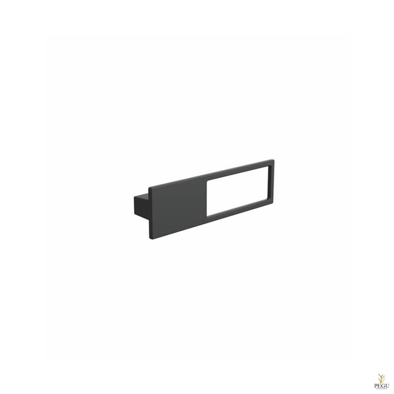 Мебельная ручка FROST Thema 32mm  чёрная