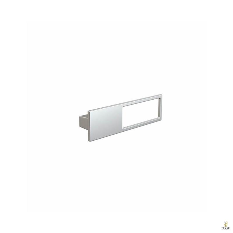 Мебельная ручка FROST Thema 32mm  матовый хром