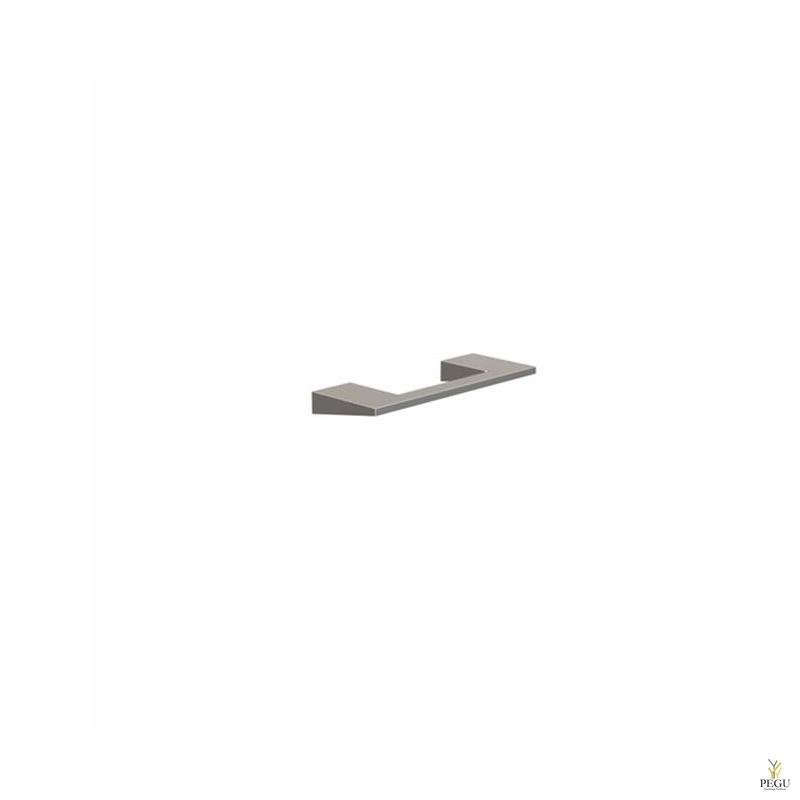 Мебельная ручка FROST Wall 64,  матовый хром