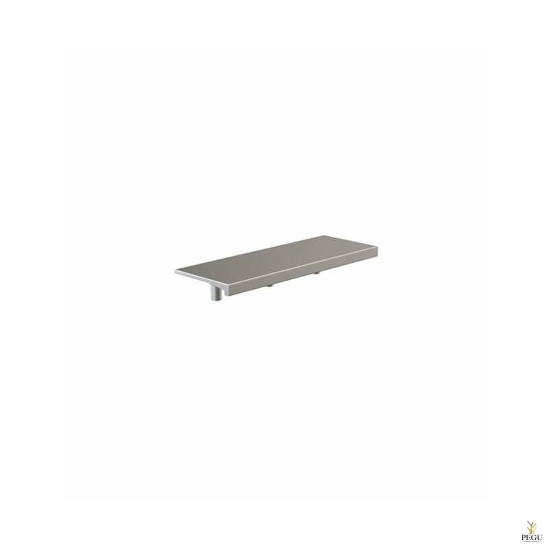Мебельная ручка FROST ZETA 96MM матовый хром