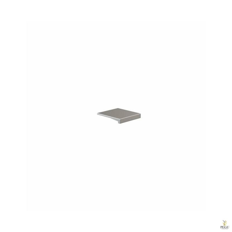 Мебельная ручка FROST ZETA 16 матовый хром