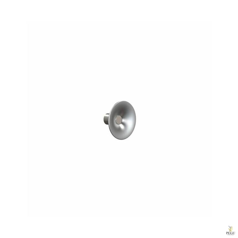 Крючёк LILU d60mm, сатин/полировка