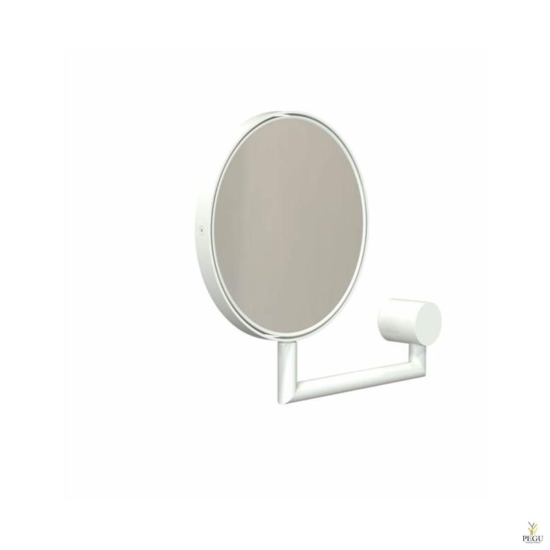 Зеркало настенное (x5), Nova 2 белое