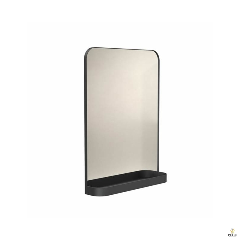 Peegel Frost  riiuliga , 800x600 must