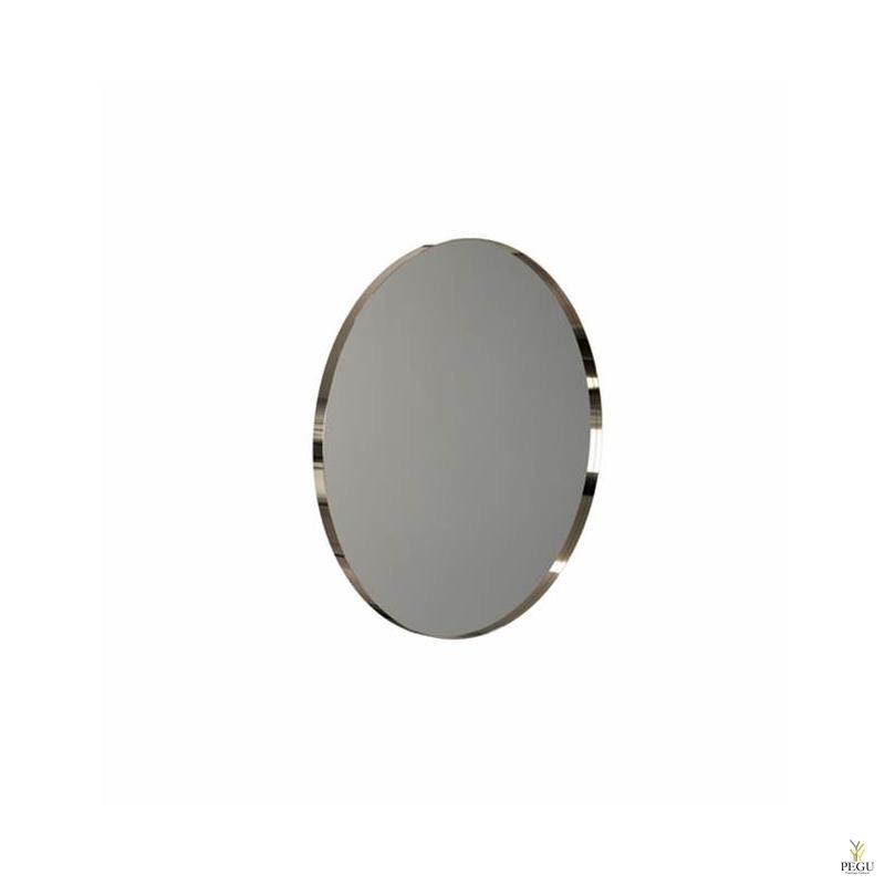 Peegel Frost UNU ümmargune raamiga d800mm kuld