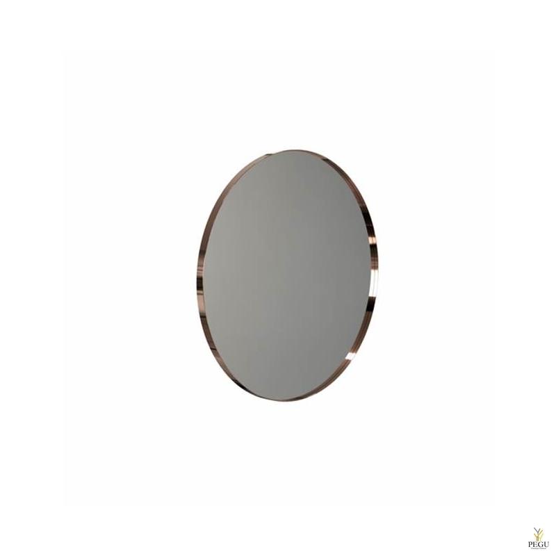 Peegel Frost UNU ümmargune raamiga d800mm vask