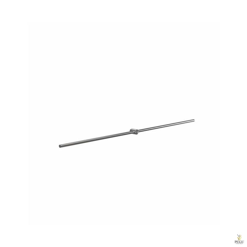 Удленнитель для FRON1917-1, 1000mm, Н/Р сталь , сатин