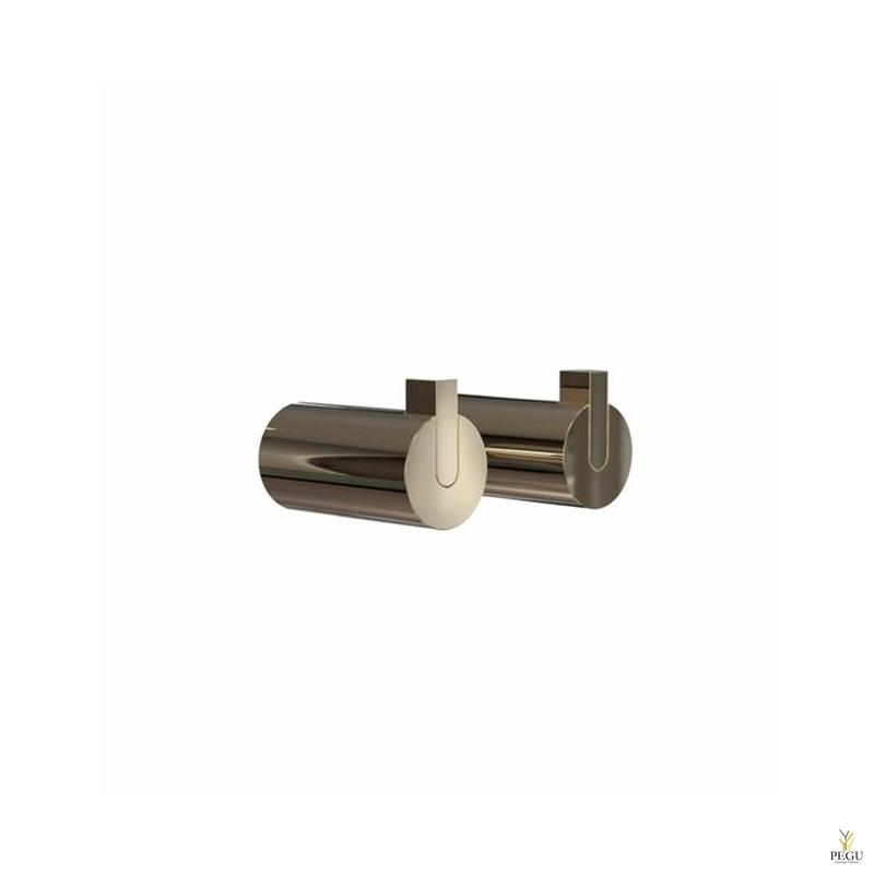 Крючки Nova 2 HOOK6L,  2 tk , золото