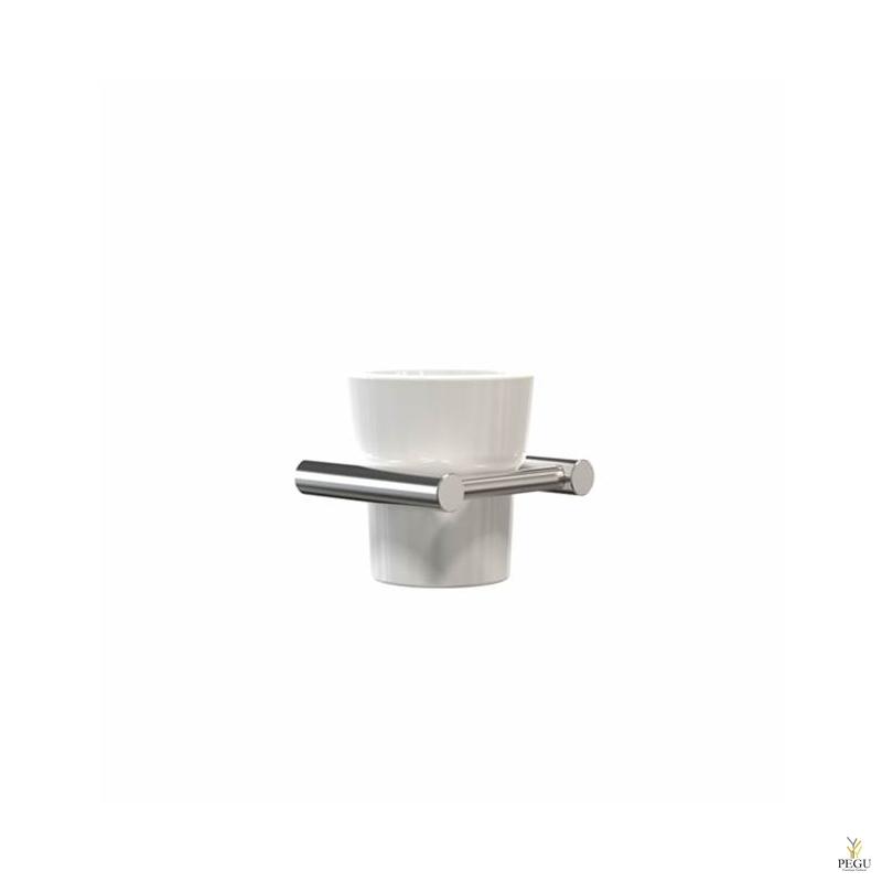 Frost Nova klaasihoidja CUP HOLDER portselaan-R-V teras harjatud