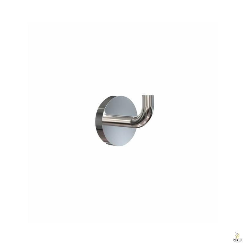 Крючёк Frost NOVA HOOK1 нержавеющая сталь полированный