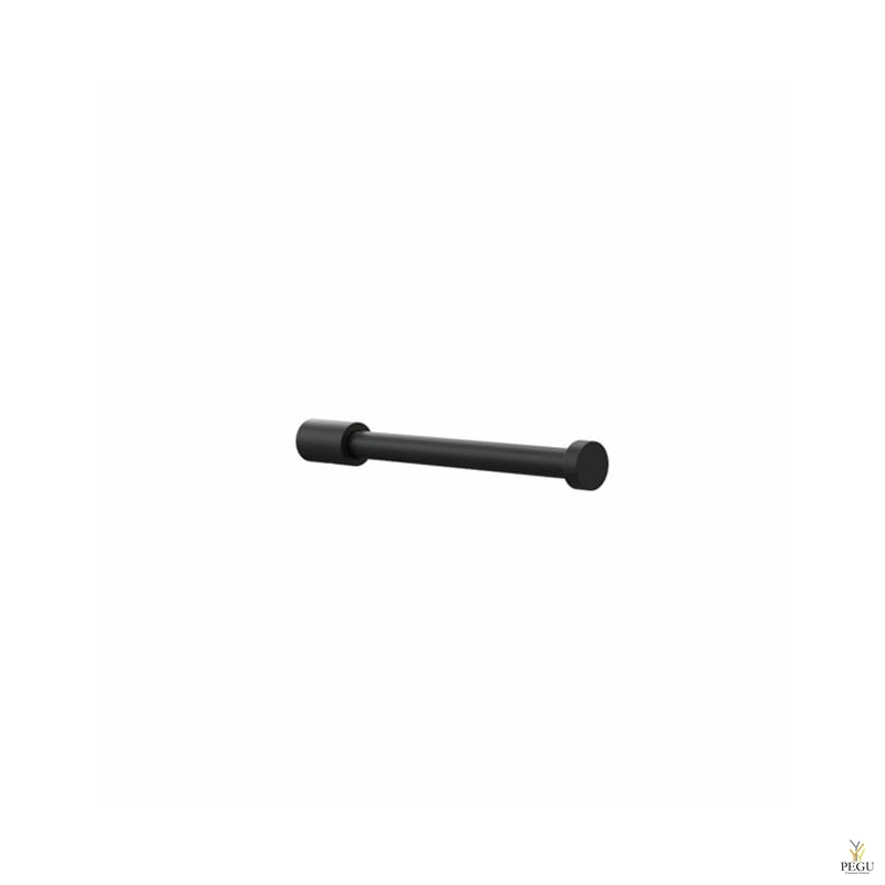 Frost NOVA держатель для запасного рулона бумаги HOIDEL6, Н/Р сталь матовый чёрный