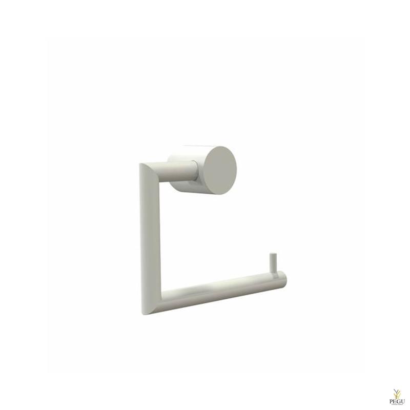 Держатель для WC бумаги NOVA2, белый
