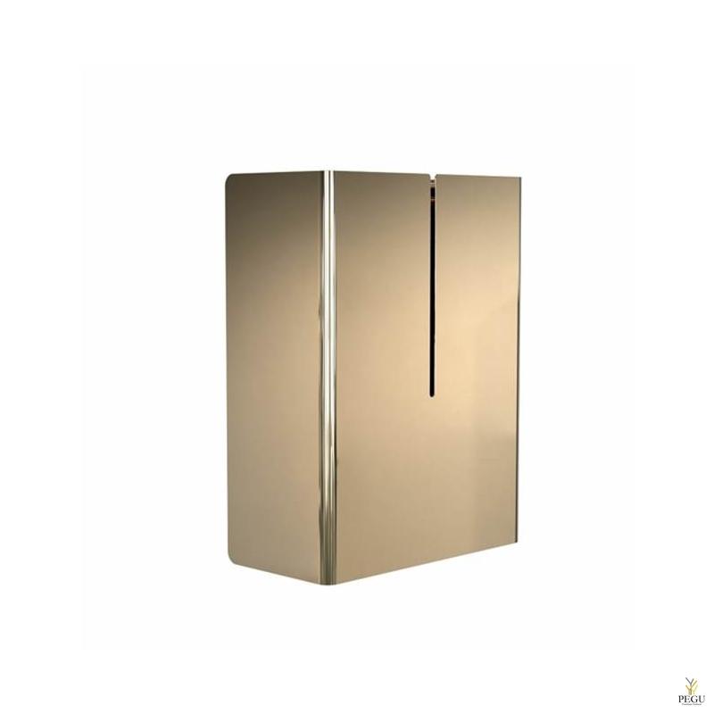 Paberi urn 12 L NOVA2  kuld